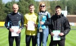 Lietuvos studentų kroso čempionate J. Pipynės ir F. Karoblienės taurėms laimėti nugalėjo VU ir KTU komandos