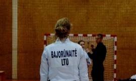 Lietuvos universitetų studentų fechtavimosi čempionato komanda nugalėtoja -  KTU