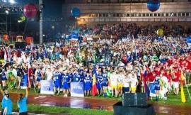 Atidarytos III - iosios EUSA žaidynės
