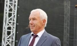 """""""Sportas visiems"""" prezidentu perrinktas Algis Bronislavas Vasiliauskas"""