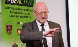 """Lietuvos asociacijos """"Sportas visiems"""" metų ataskaita"""