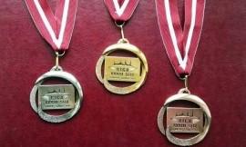 XXXIII SELL universitetų studentų žaidynėse Lietuvos universitetai iškovojo 143 medalius