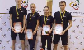 LSU komanda nugalėjo Lietuvos studentų badmintono čempionate
