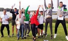 Lietuvos universitetų studentų irklavimo čempionate nugalėtojais tapo VDU irkluotojų komanda