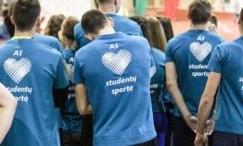 Lietuvos studentų sporto asociacijai - 28 metai