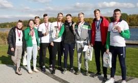 Lietuvos studentų čempionate Vytauto Didžiojo universiteto irkluotojų triumfas