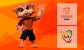 IV - sios EUSA žaidynės Portugalijoje (Koimbra) kartu su gausiu sportininkų būriu iš Lietuvos