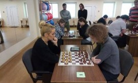 VU komanda nugalėjo Lietuvos studentų greitųjų šachmatų čempionate