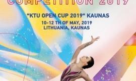 Gegužės 11 d. Lietuvos studentų aerobinės gimanstikos čempionatas