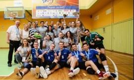 XXXV SELL studentų žaidynėse nugalėtojų vardas atiteko Lietuvos sporto universitetui