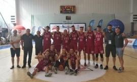 VDU krepšininkams - bronza EUSA čempionate