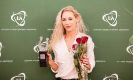 Apdovanoti geriausieji 2019 metų studentai sportininkai
