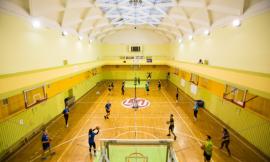"""Turnyre tinklinis su krepšinio kamuoliu nugalėjo LSU komanda """"Čia tie prie geresnių''"""