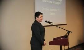 LTOK kartu su Lietuvos savivaldybių sporto mokymo įstaigų vadovų asociacija surengė konferenciją apie sportininkų ugdymo tobulinimą