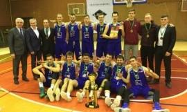 LSKL bronzos medaliai – KTU krepšininkams