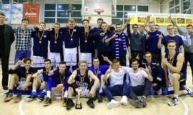 2016 m. LSKL II vaikinų grupės čempionai – VGTU krepšininkai