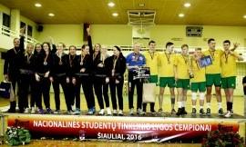 2015 - 2016 m. NSTL sezonas finišavo Šiauliuose