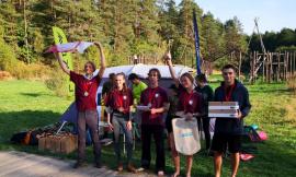 Lietuvos studentų keliautojų sporto čempionate rekordinis dalyvių skaičius