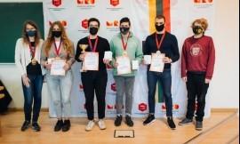 Vilniaus universiteto komanda nugalėjo šachmatų čempionate