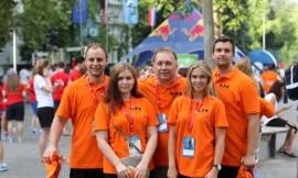 Lietuvių startai III - iosiose EUSA žaidynėse