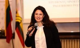 Pradeda darbą nauja švietimo, mokslo ir sporto viceministrė Kornelija Tiesnesytė