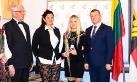 Apdovanoti geriausieji 2018 metų studentai sportininkai