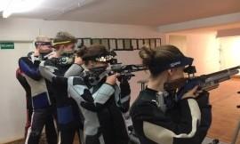 Lietuvos studentų kulkinio šaudymo čempionatas lapkričio 9 d.
