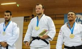 Pirmą kartą Europos studentų žaidynėse dalyvavę dziudo atstovai iškovojo tris medalius