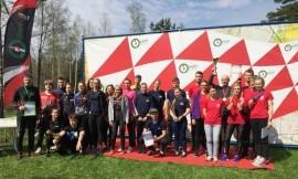 VU triumfas Lietuvos studentų orientavimosi sporto čempionate
