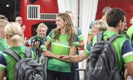 Pajėgiausi Lietuvos studentų sportininkai nusitaikę į apdovanojimus (video)