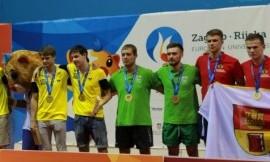 KU stalo tenisininkai papildė savo kolekciją dar dviem medaliais