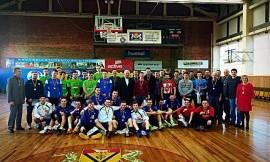2016 m. Lietuvos studentų universitetų rankinio čempionatas