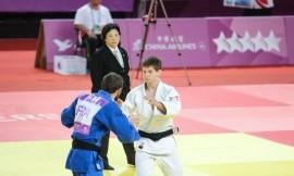 Taipei 2017: Lietuvos dziudo imtynininkų ir gimnastų pasirodymai