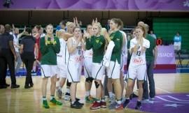 Lietuvos krepšininkės Universiadoje nusileido rusėms