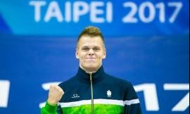 Danas Rapšys iškovojo Universiados auksą (užfiksuotas Lietuvos rekordas, sportininko komentaras)