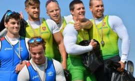 Pergalingi Lietuvos studentų sportininkų pasirodymai Italijoje