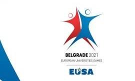 EUSA universitetų žaidynės - atšaukiamos