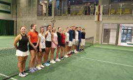 Lietuvos studentų teniso čempionate VU pergalė
