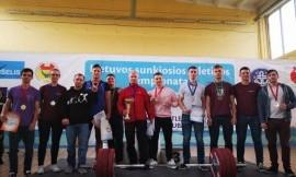 Lietuvos universitetų sunkiosios atletikos čempionatas