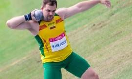 Šarūnas Banevičius Universiadoje liko šeštas (pagerino savo rekordą, visi lengvaatlečių rezultatai)