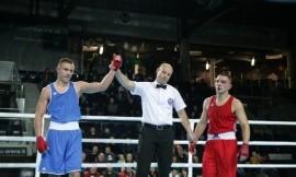 VIII-ame pasaulio studentų bokso čempionate medalį iškovojo Vytautas Balsys