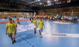 Lietuvos studentų rankinio komanda FISU pasaulio čempionate