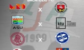 2016 m. Lietuvos studentų futbolo lygos čempionato II - as ratas