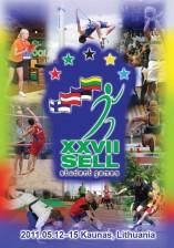 XXVII SELL studentų žaidynės