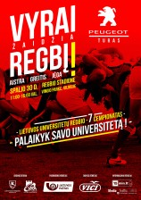 Lietuvos universitetų regbio-7 čempionatas