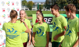 International Day Of University Sport