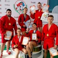 Lietuvos studentų sambo čempionatas 2020 m.