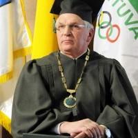 LSSA prezidentas švenčia jubiliejų