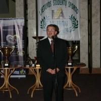 2006 m. Geriausių Lietuvos studentų sportininkų pagerbimo šventės akimirkos