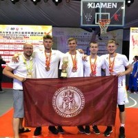 3 x 3 FISU čempionatas